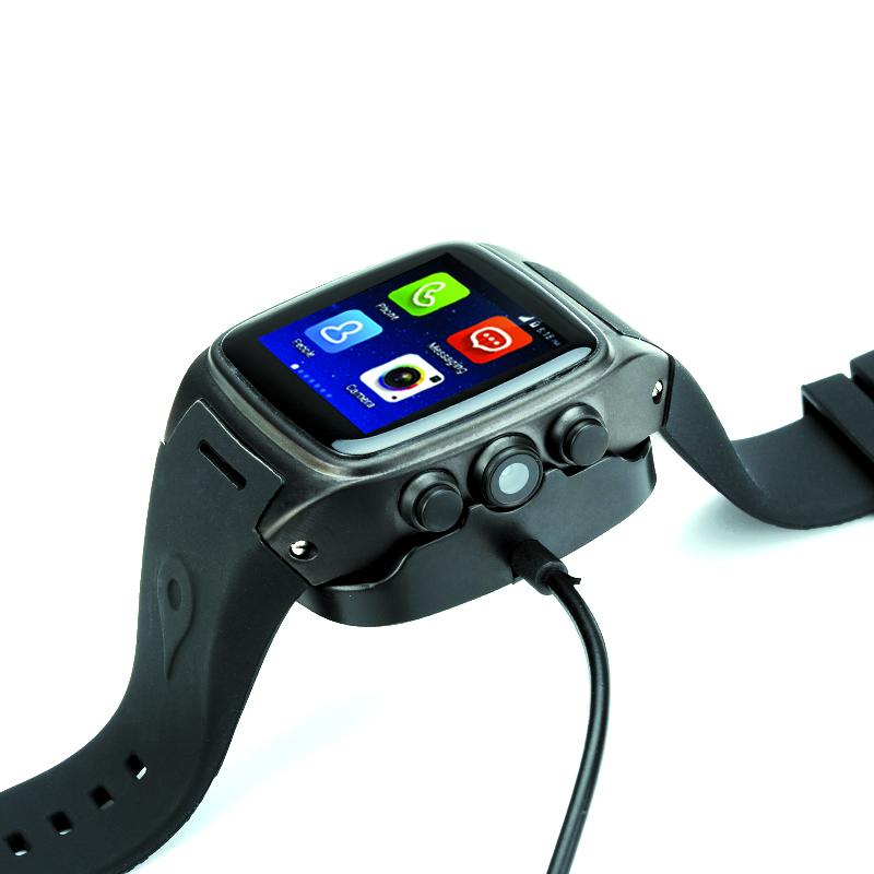 iMacwear SPARTA M7 Watch Phone (Black) - Image 3