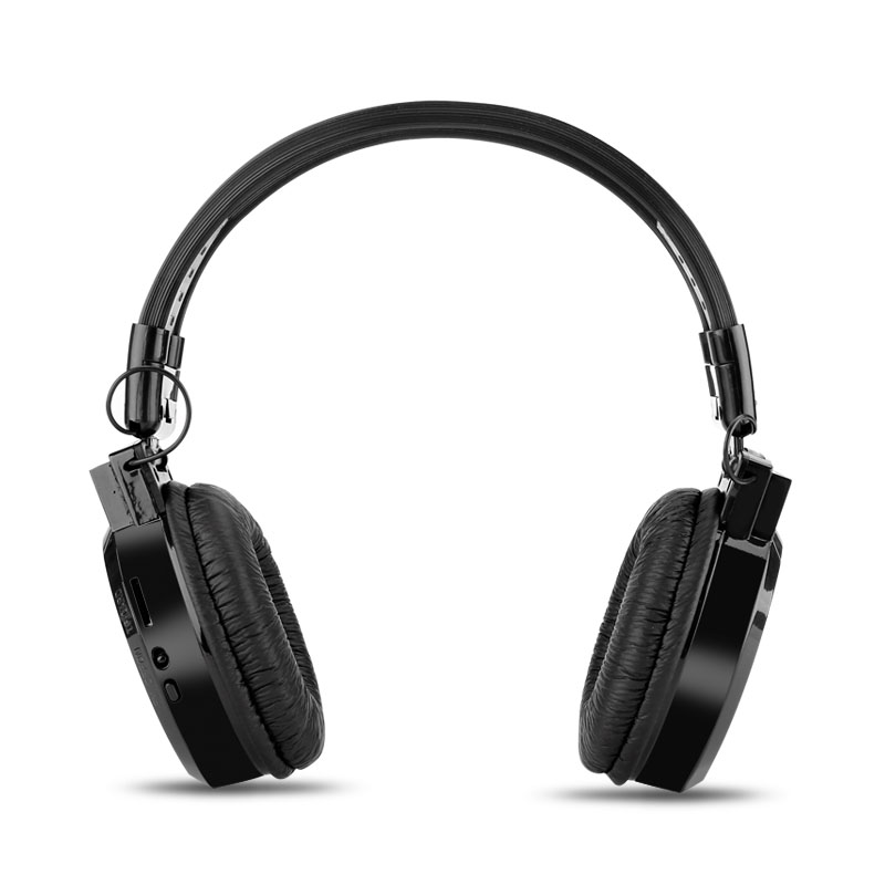 Folding Headphones MP3 Player - Feature Image