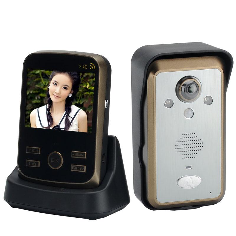 Wireless Door Intercom - Feature Image