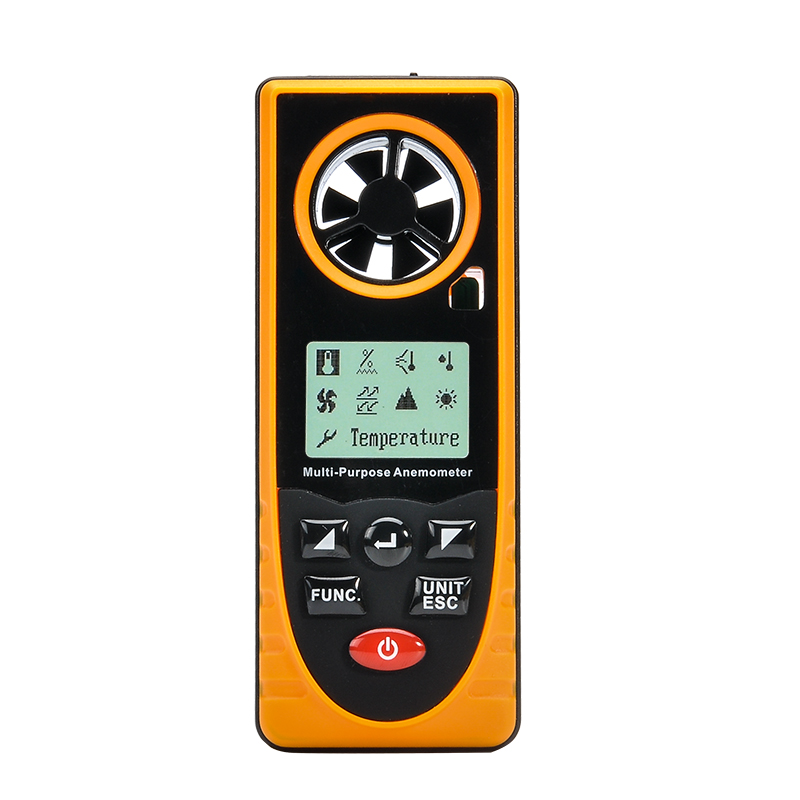 Portable Multipurpose Anemometer - Feature Image