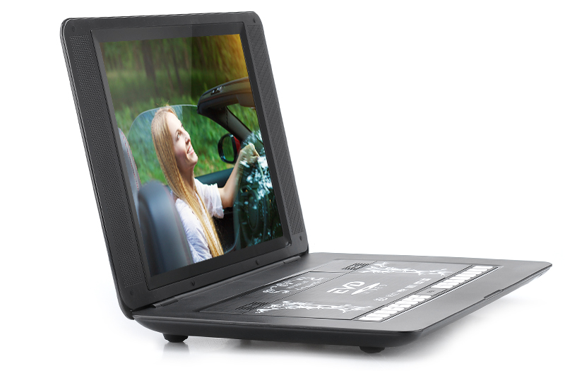 15 Inch Portable DVD with Copy Function - Image 2