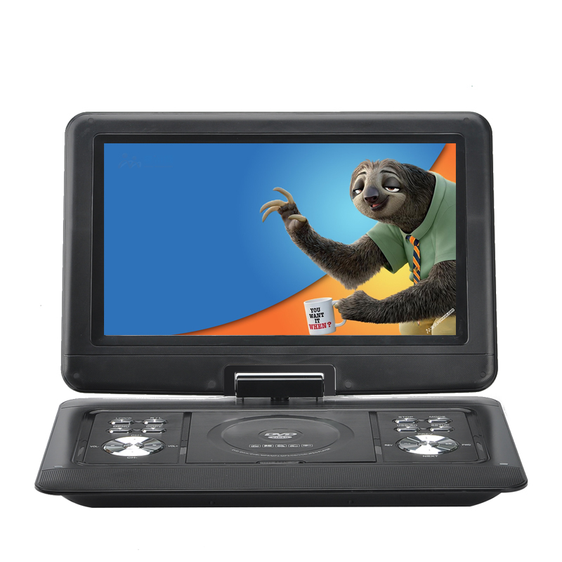 14 Inch Portable DVD Player - Image 2
