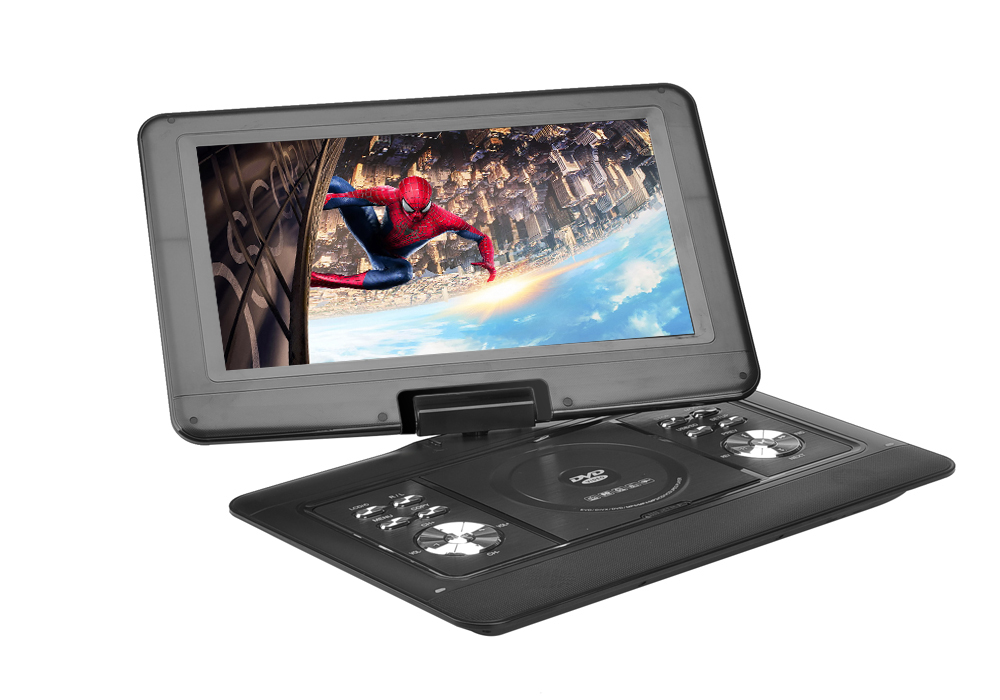 14 Inch Portable DVD Player - Image 3