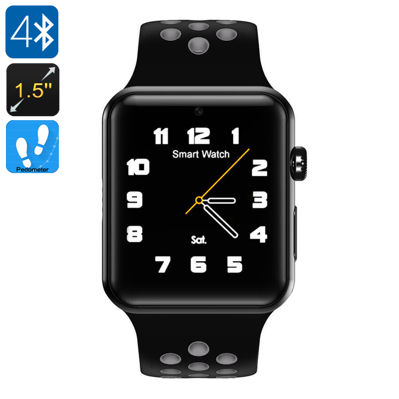 DM09 Plus Smart Watch Phone - Feature Image