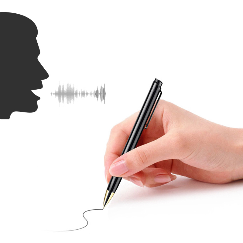 Digital Voice Recorder Pen - Feature Image