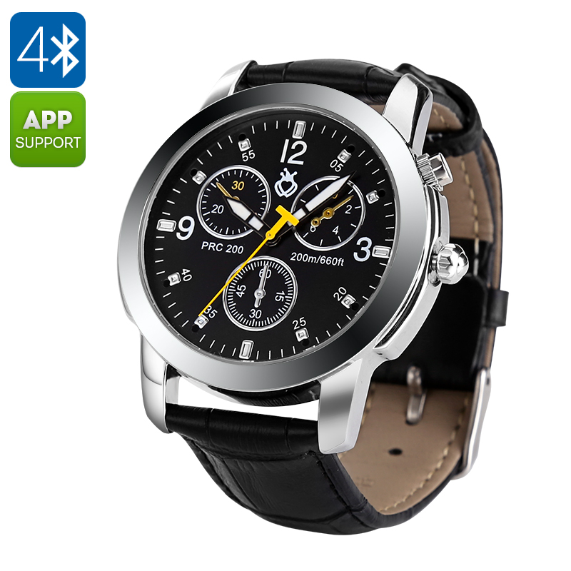 Bluetooth Smart Watch - Feature Image