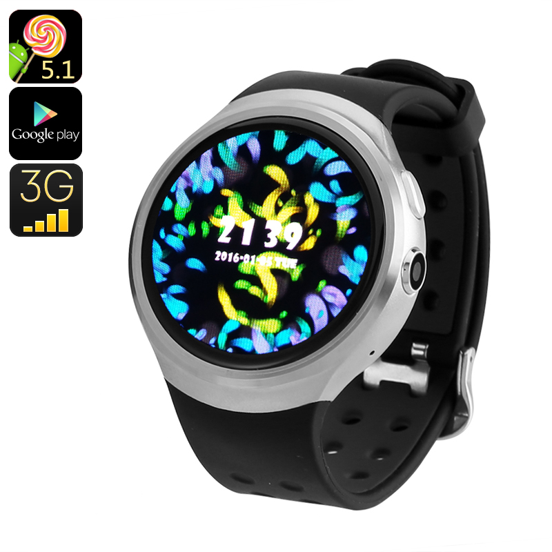 Z10 Android Watch Phone - Feature Image