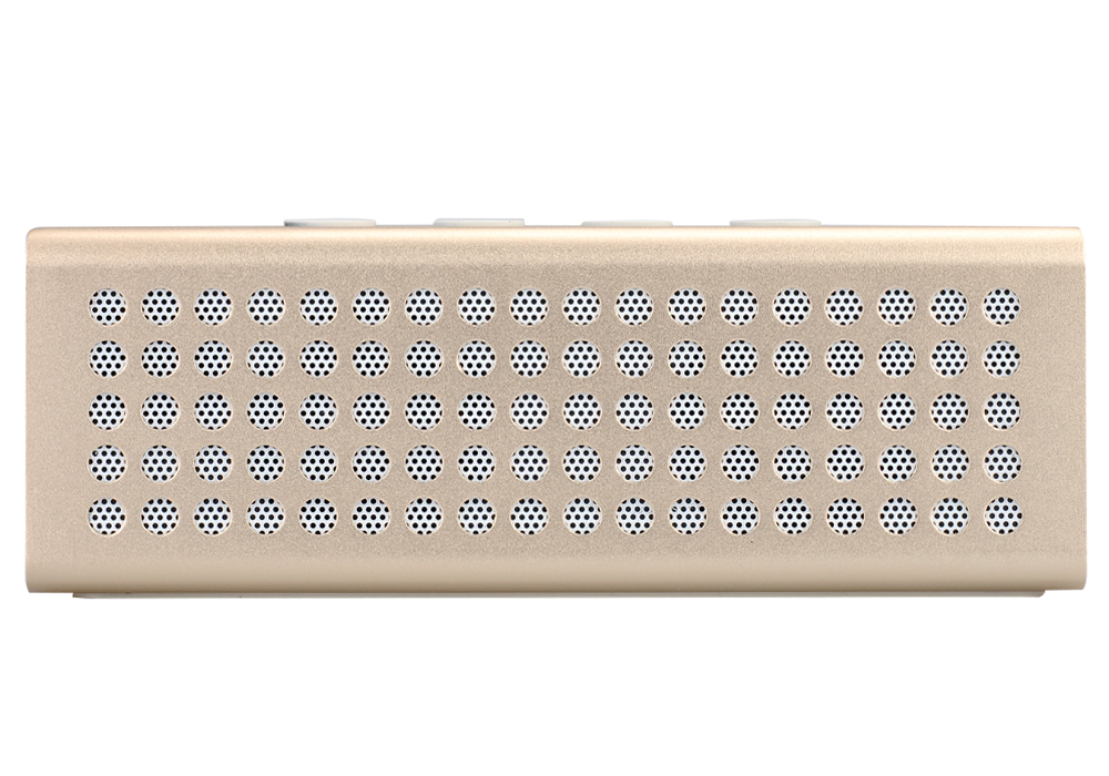 20W Bluetooth Speaker + Power Bank (Golden) - Image 3