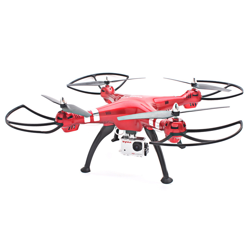 SYMA FPV Real-Time X8HG Drone - Image 4