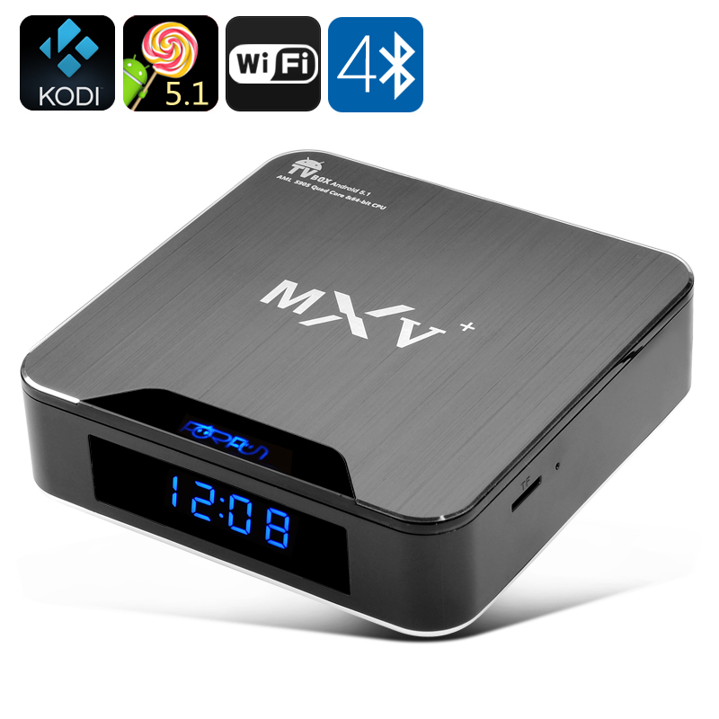 Android 5.1 TV Box - Feature Image