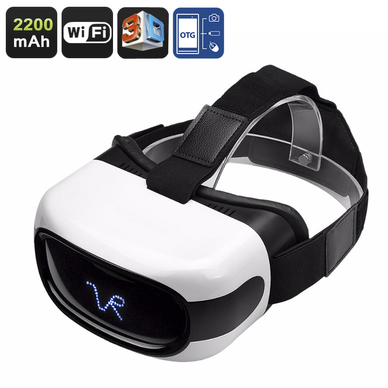 3D Android VR Glasses - Feature Image