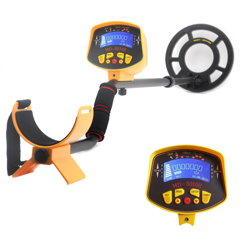 Treasure Hunter Metal Detector - Feature Image