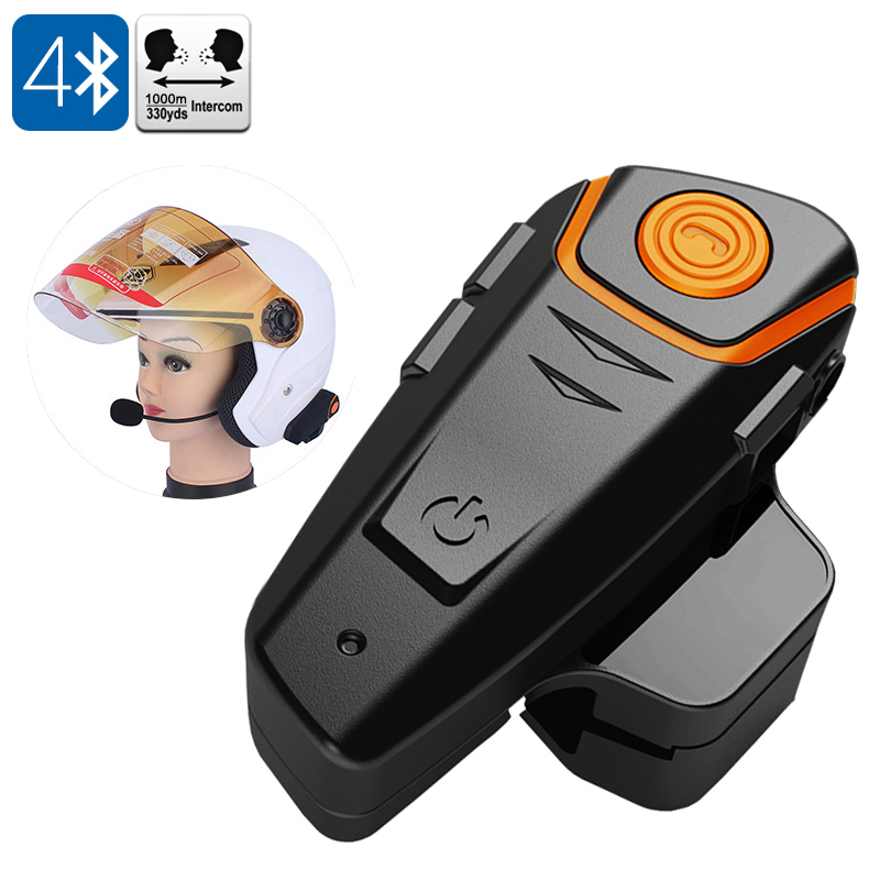 Motorcycle Headset - Feature Image