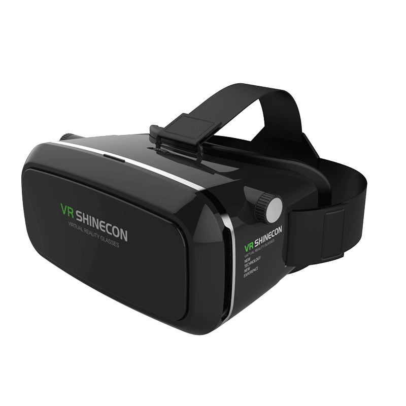 3D VR Glasses - Feature Image