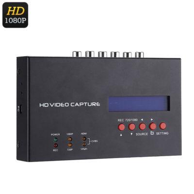 EZCAP 1080P HDMI Recorder_Feature