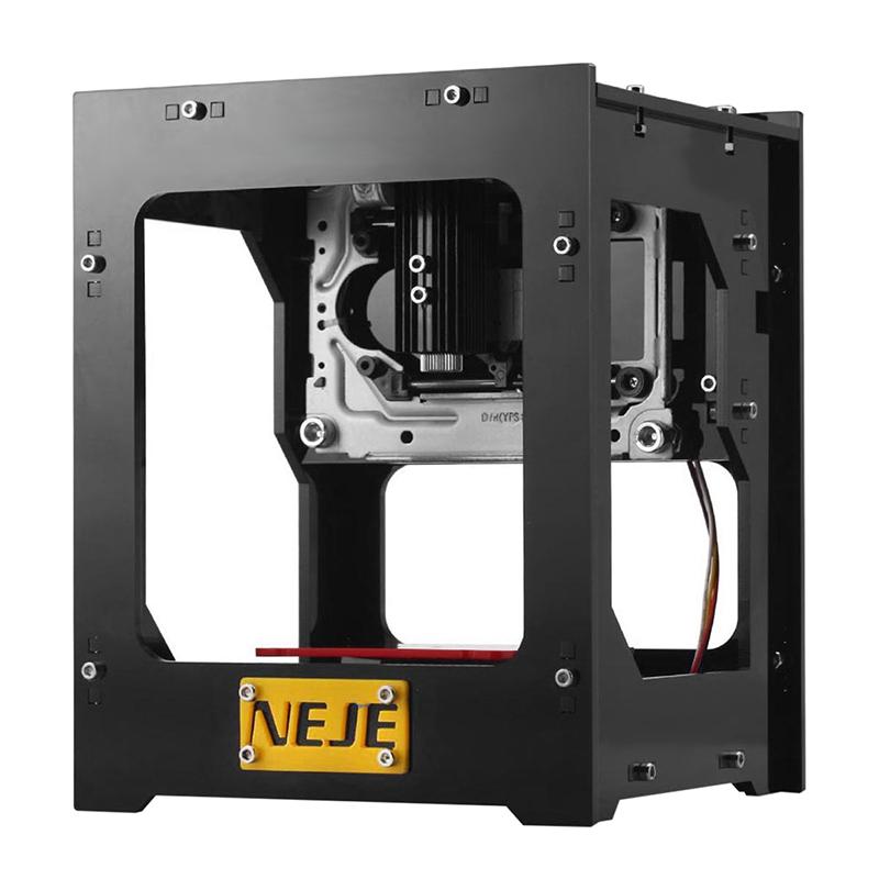 Laser Engraver Printer NEJE DK - BL - Feature Image