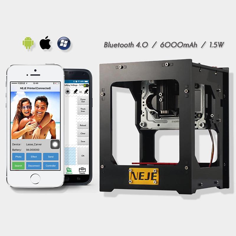 Laser Engraver Printer NEJE DK - BL - Image 2