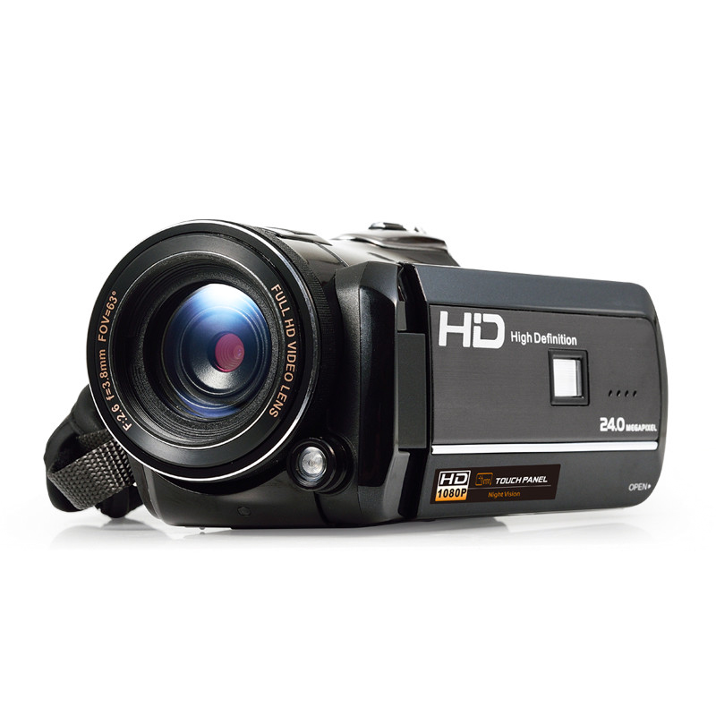 Ordro Full-HD Digital Video Camera - Feature Image