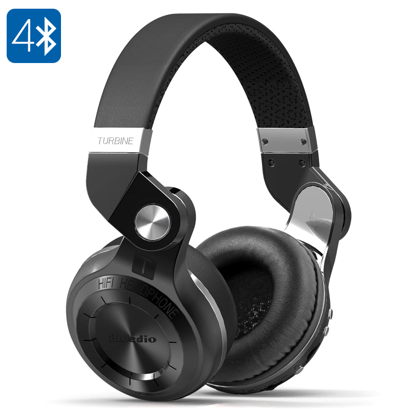 Wireless Headphones Bluedio T2+ Turbine - Feature Image