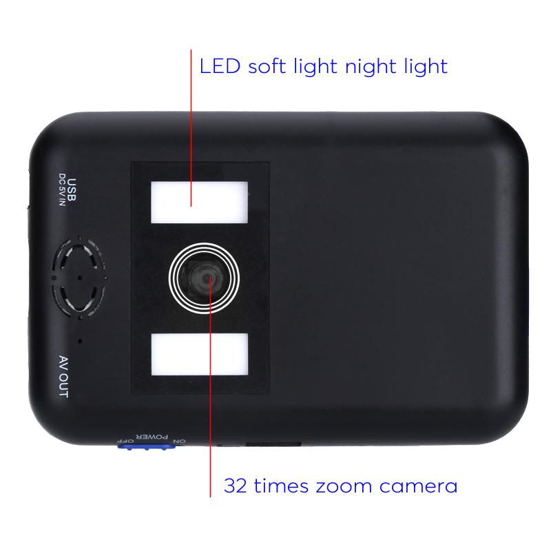 3.5-Inch Portable Digital Magnifier - Image 4