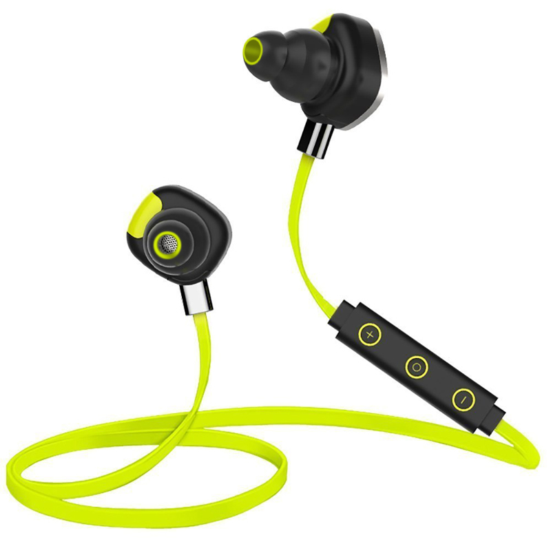 Morul U5 Bluetooth Sports Headphones - Feature Image