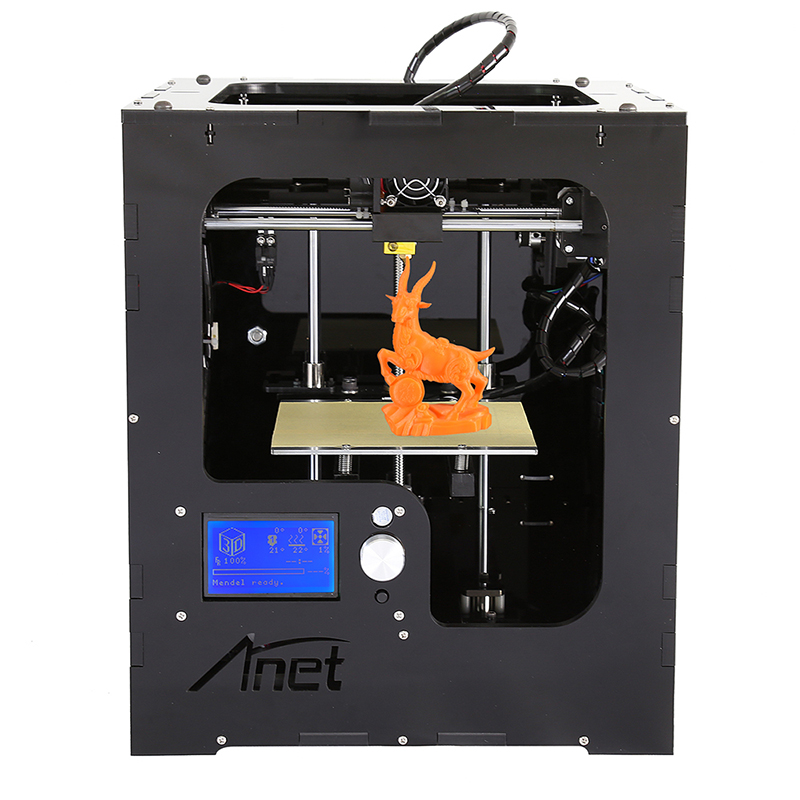 Anet A3 High Precision 3D Printer - Image 4