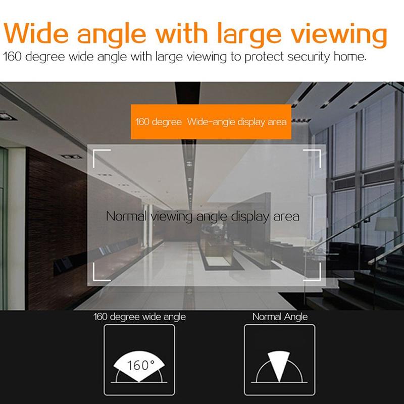 Danmini 720P Video Doorbell - Image 3