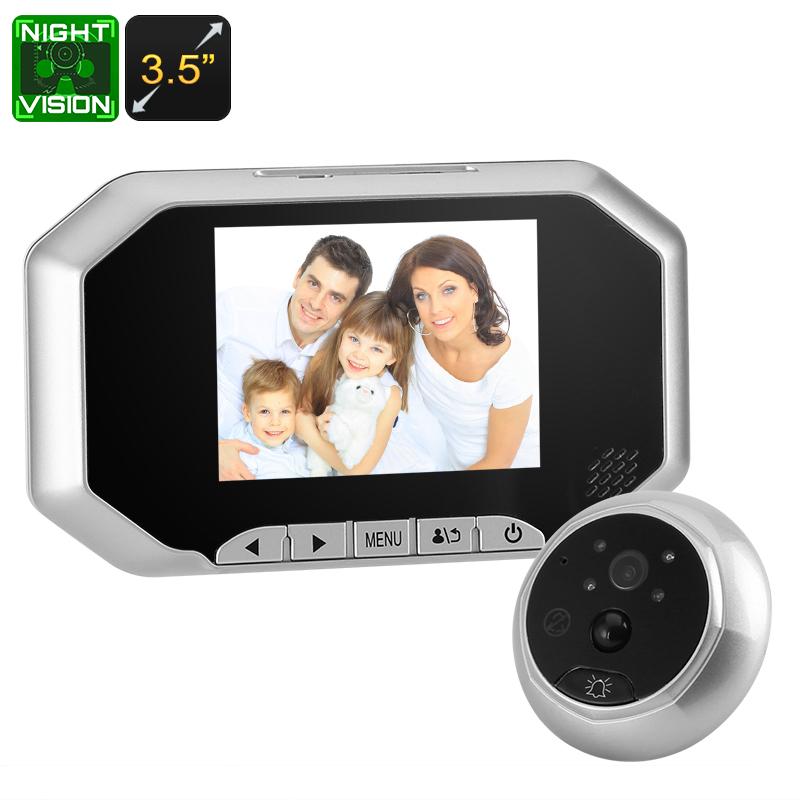 Danmini 720P Video Doorbell - Feature Image