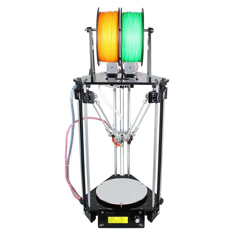 3D Printer Geeetech Delta Rostock Mini G2s - Feature Image