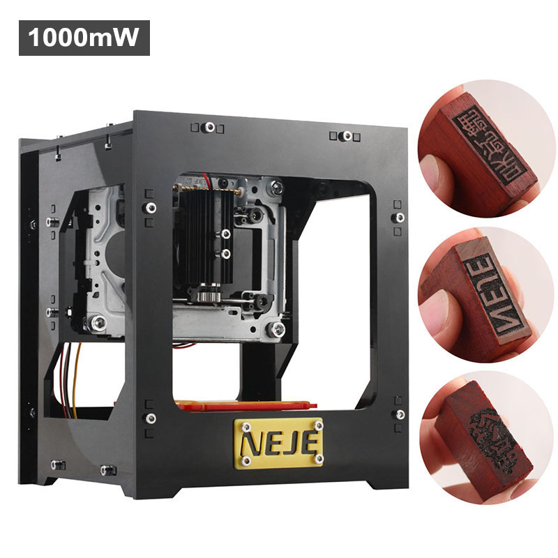 High Speed Mini USB Laser Engraver - Feature Image