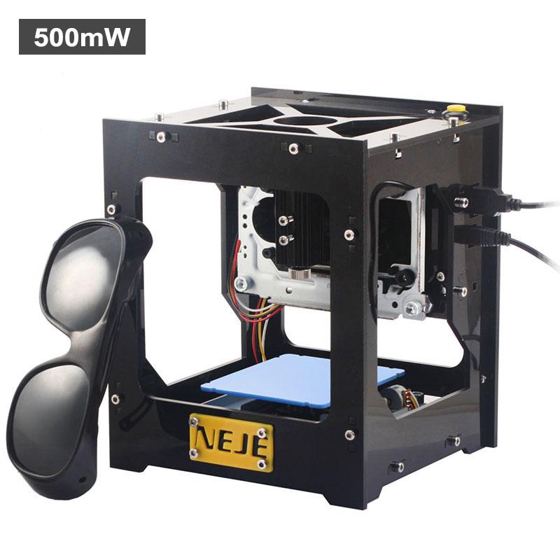 NEJE DK-8 Pro5 High Speed Laser Engraver - Feature Image