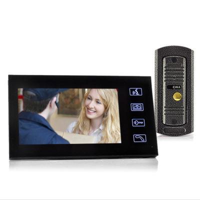 Video Door Phone - Feature Image