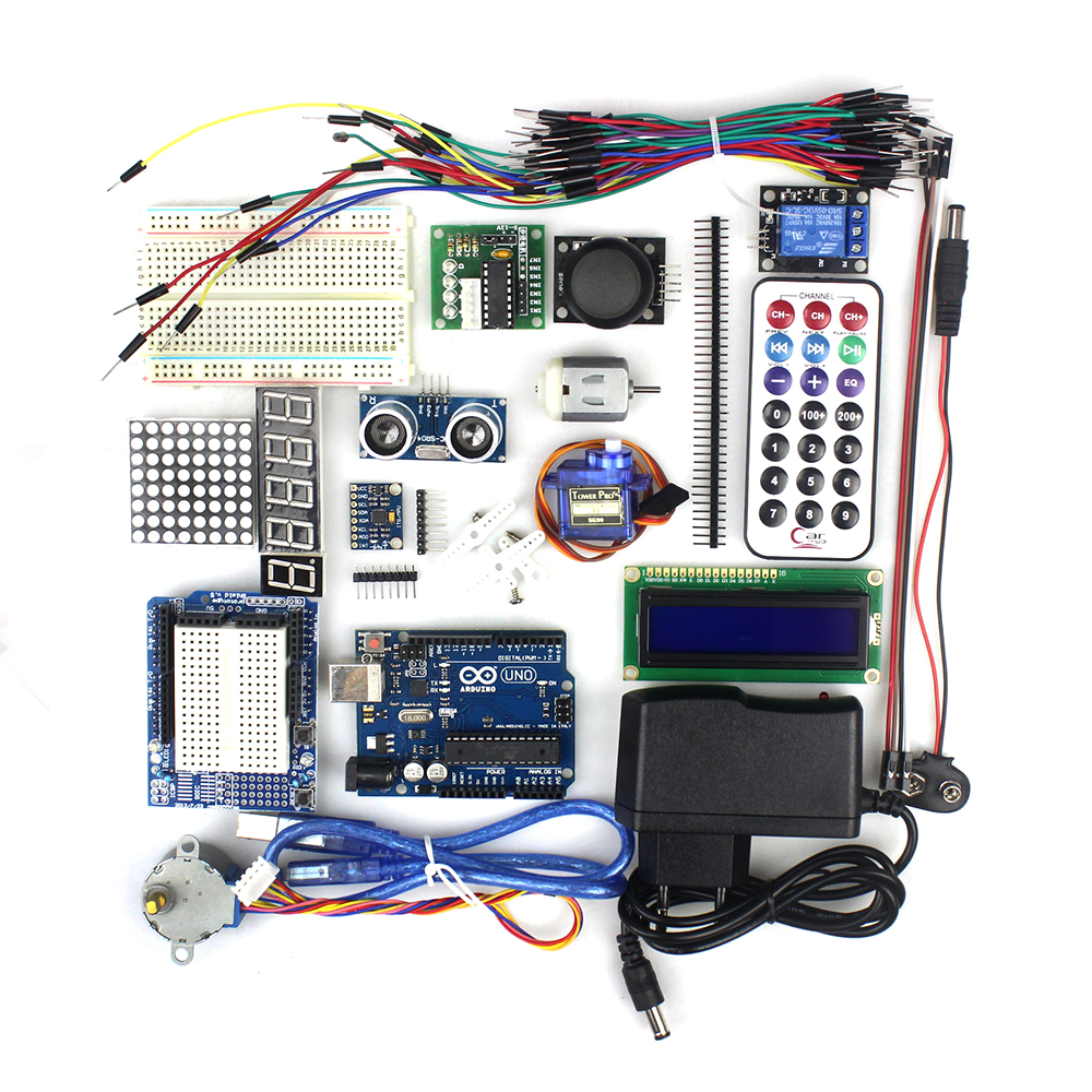 Arduino Starter Kit - Feature Image