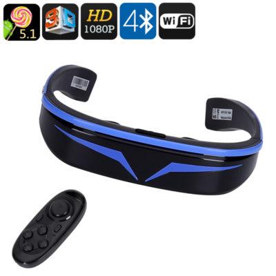 3D Video Glasses_Feature