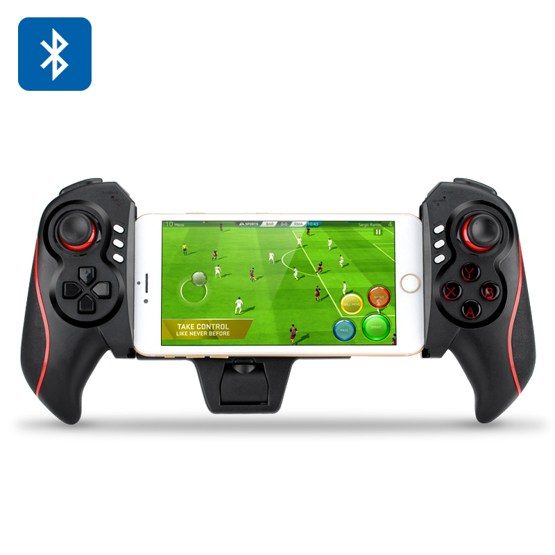 Wireless Gamepad For Smartphones + Tablets - Feature Image