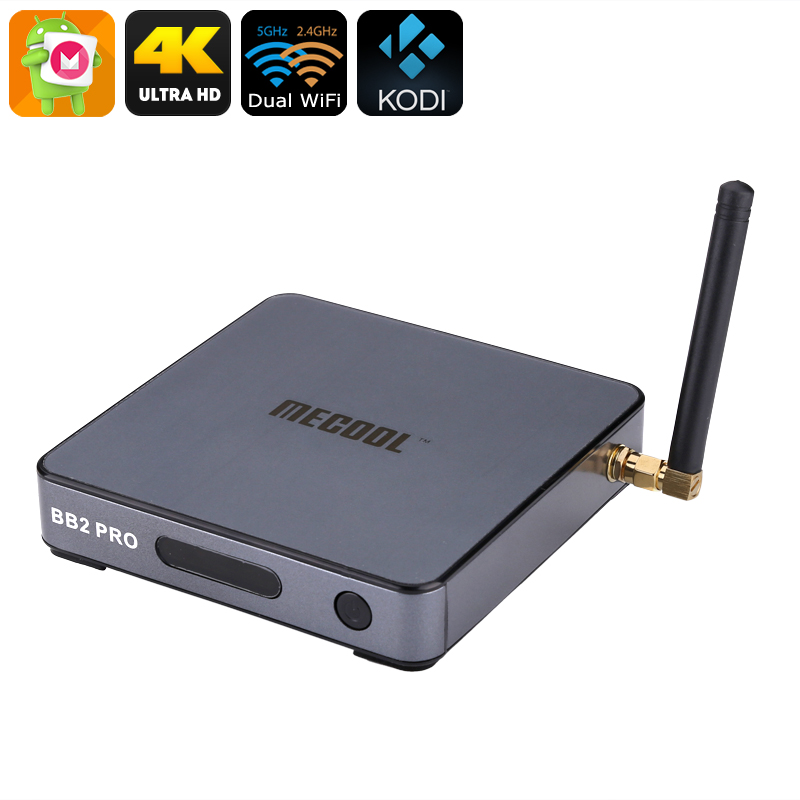 MECOOL BB2 PRO Android TV Box - Feature Image