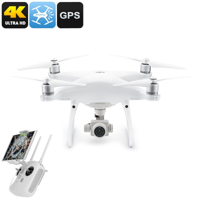 DJI Phantom 4 Advanced Drone - Feature Image