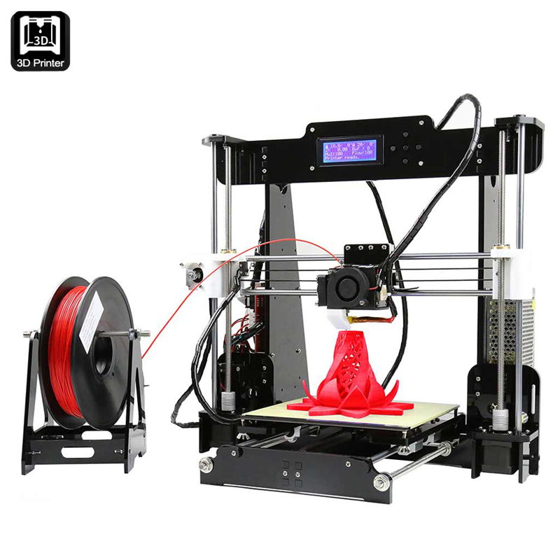 Anet A8 3D Printer i3 DIY Kit - Feature Image