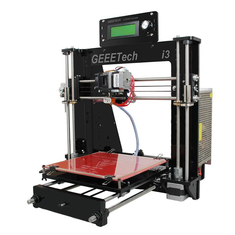 Geeetech Acrylic I3 Pro B DIY 3D Printer - Image 2