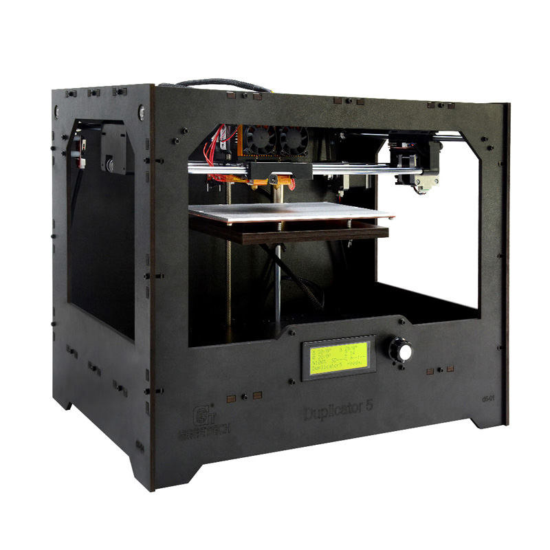 Geeetech Duplicator 5 DIY 3D Printer Kit - Image 4