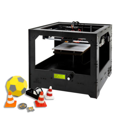 Geeetech Duplicator 5 DIY 3D Printer Kit - Feature Image