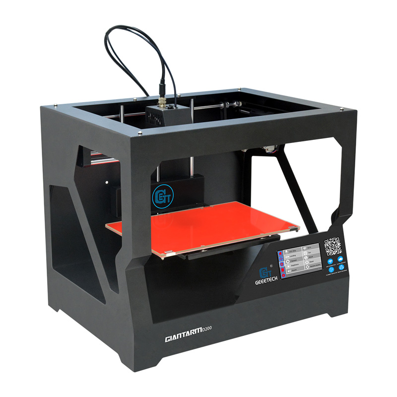 Geeetech D200 3D Printer - Image 3