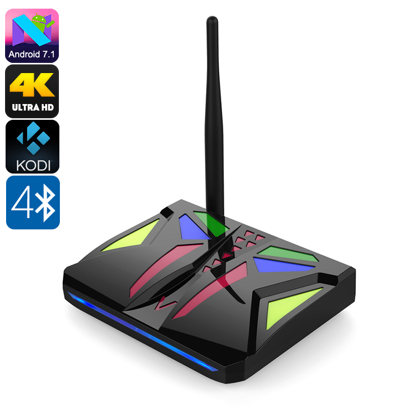Android 7.1 TV Box M92S - Feature Image