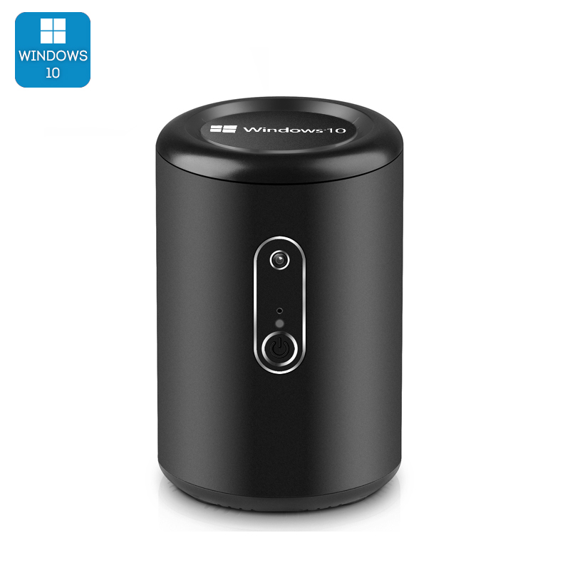 G2 Windows 10 Mini PC (Black) - Feature Image