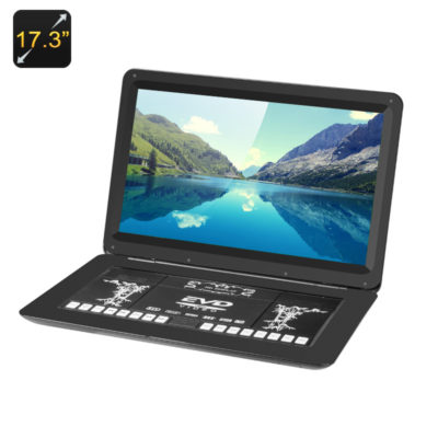 17.3 Inch DVD Player_Feature