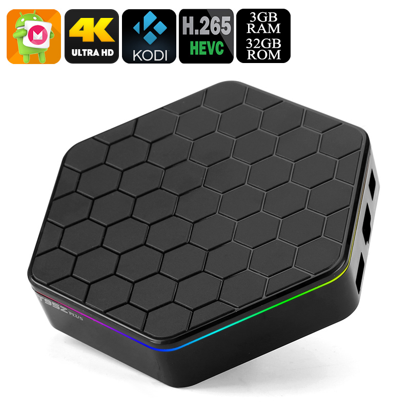 Android TV Box Sunvell T95Z Plus (32GB) - Feature Image