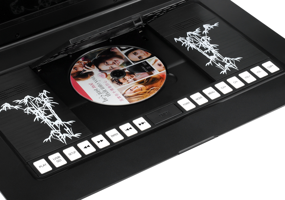 17.1 Inch Portable DVD Player - Image 3
