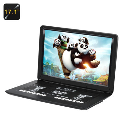 17.1 Inch Portable DVD Player_Feature