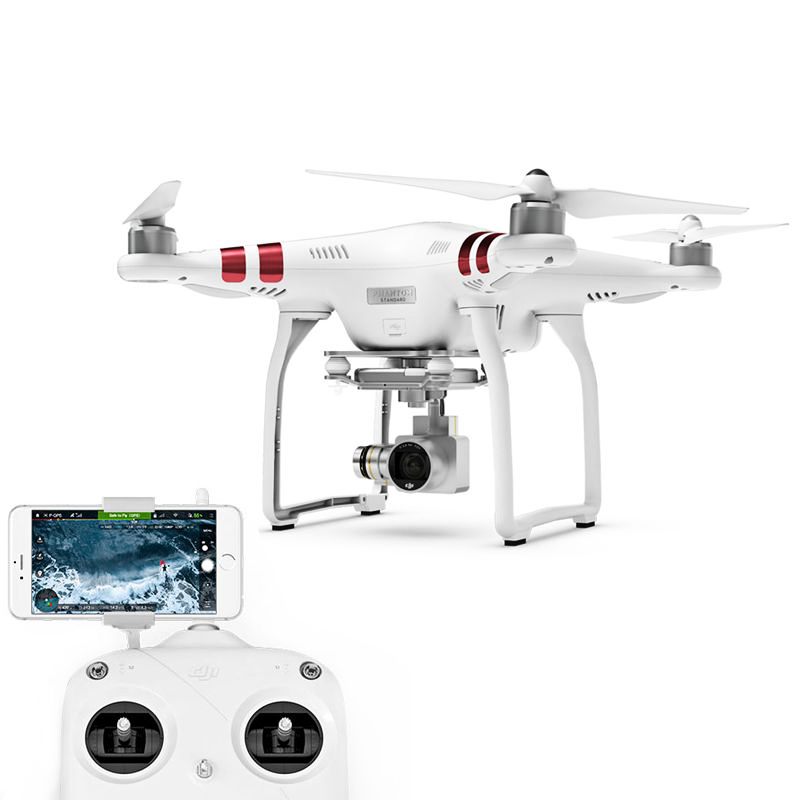 DJI Phantom P3 Drone - Feature Image