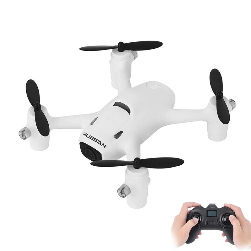 Mini Drone Hubsan X4 Cam Plus H107C+ - Feature Image